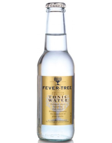 Fever tree tonic water 200 ml