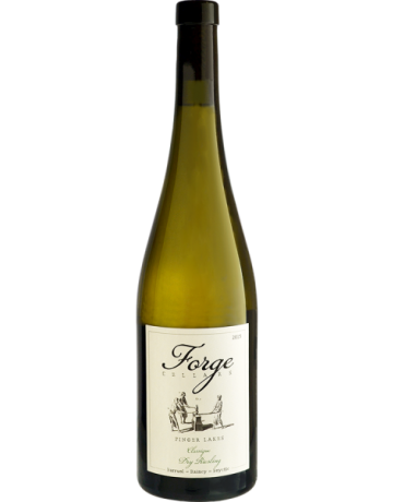Riesling, Forge Cellars (Cellar Aged Wine)