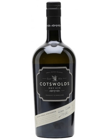 Cotswolds londons dry gin 700 ml