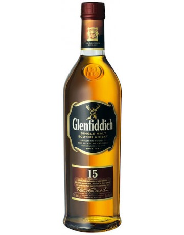 Glenfiddich 15 years old 700 ml