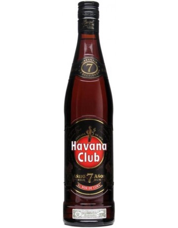 Havana Club 7 Years Old