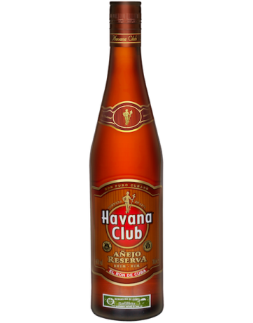Havana Club Anejo Reserve 700ml.
