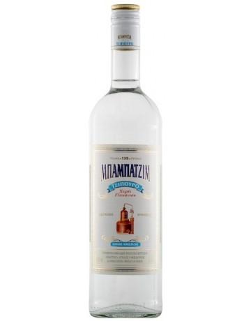 Τσίπουρο Μπαμπατζίμ Χωρίς Γλυκάνισο 700 ml