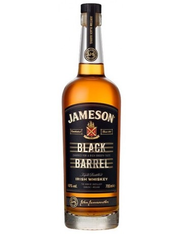 Jameson Black Barrel 700 ml