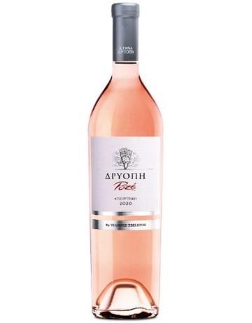 Δρυόπη ροζέ, Κτήμα Τσέλεπου