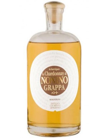Grappa monovitigno lo chardonnay in barrique 700 ml., Nonino