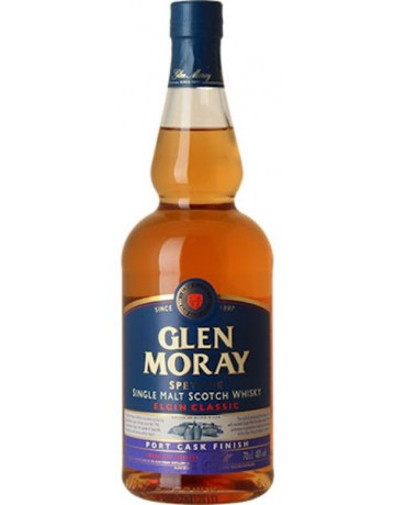Glen Moray Port Cask 700 ml