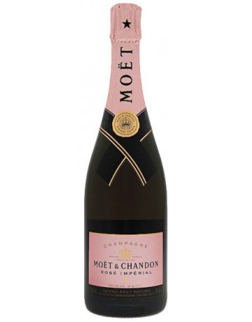 Rose imperial Brut, Moet Chandon