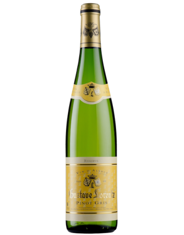Pinot Gris Reserve, Gustave Lorentz