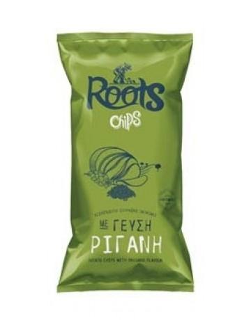 Roots Chips με γεύση ρίγανη 280 g