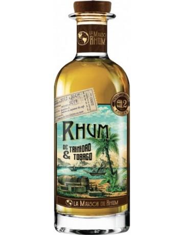 Trinidad & Tobago Batch 3, La Maison Du Rhum 700 ml