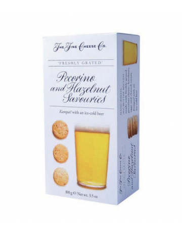 Κράκερ Με Pecorino Και Φουντούκια, The Fine Cheese Co. 100 g