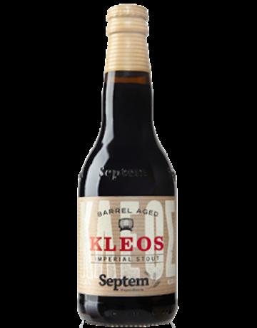 Kleos Imperial Stout 330 ml, Septem
