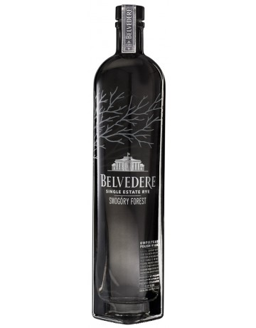 Belvedere Single Estate Rye Vodka, Smogory Forest 700 ml