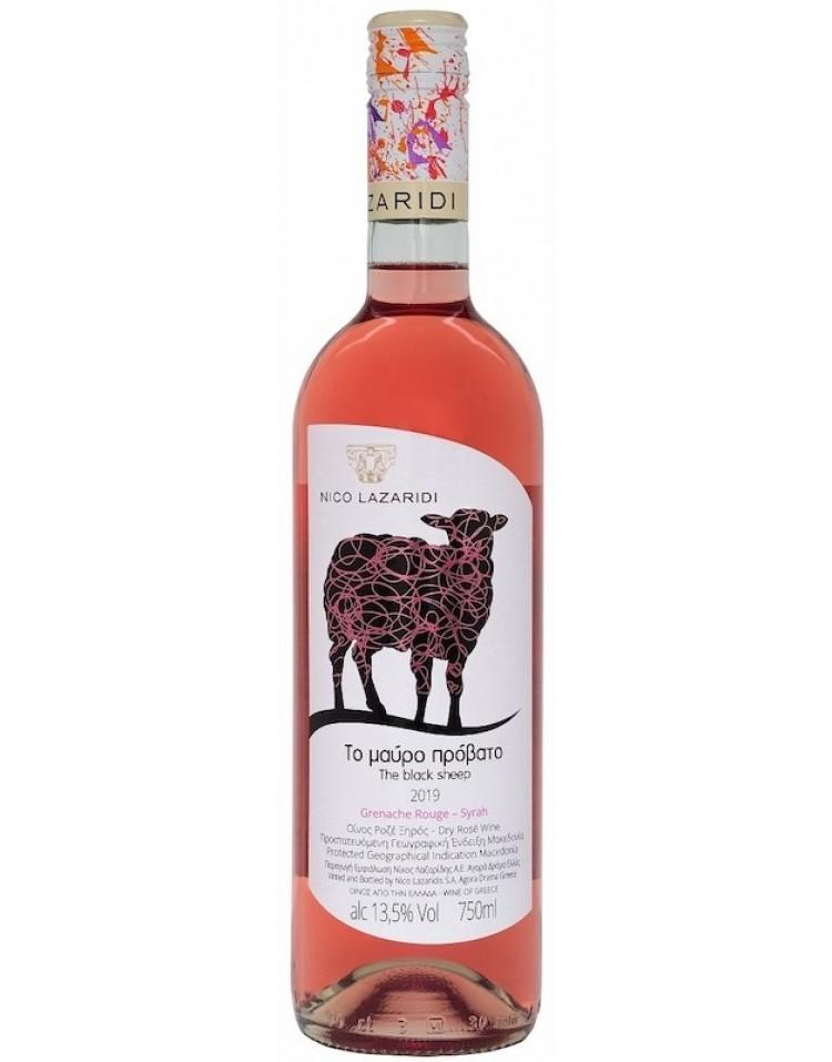 Μαύρο Πρόβατο Ροζέ, Chateau Nico Lazaridi