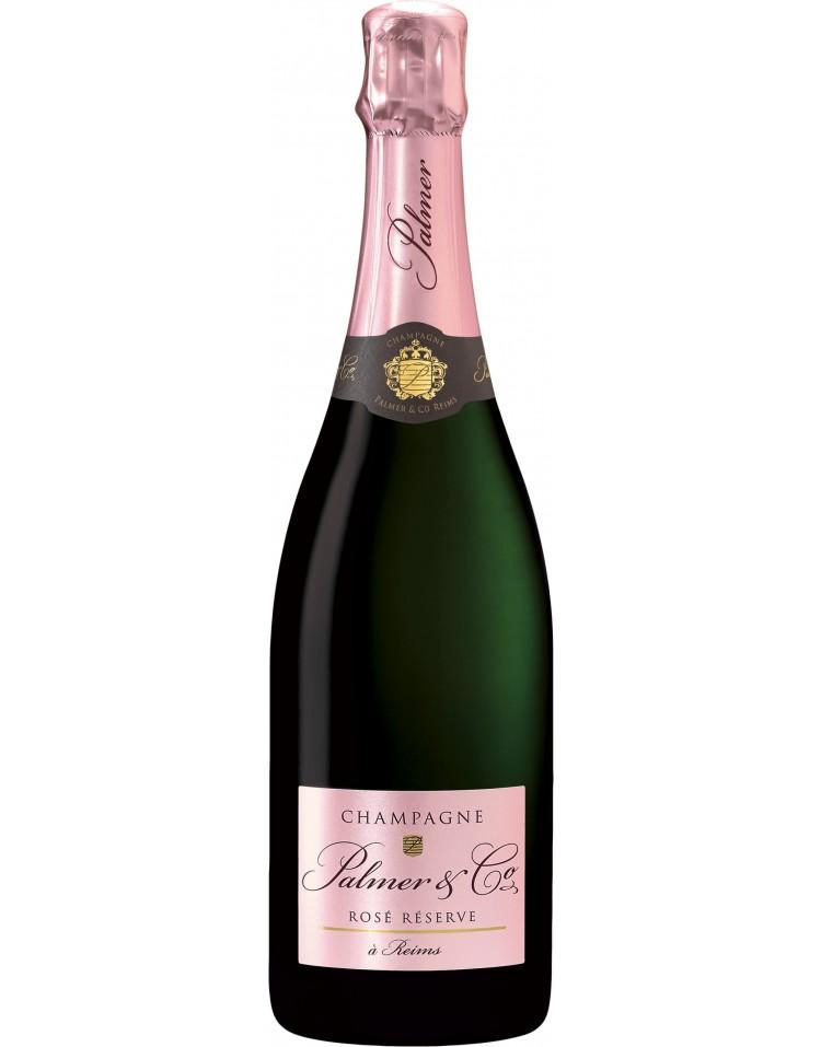 Brut Rose, Palmer & Co