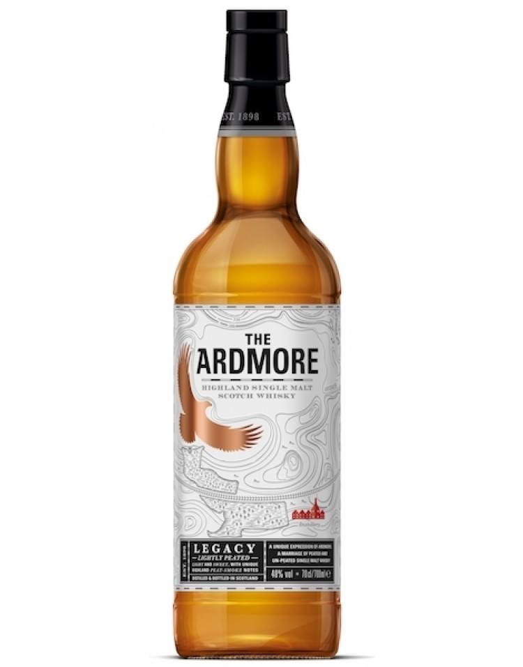 The Ardmore Legacy 700 ml