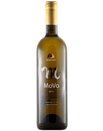 Mova Λευκός Magnum 1,5 l, Χρήστος Κόκκαλης