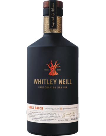 Whitley Neil Handcrafted Dry Gin 700 ml