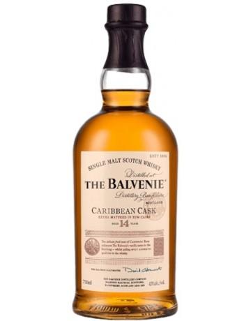 Balvenie Cariribean Cask 14 YO 700 ml