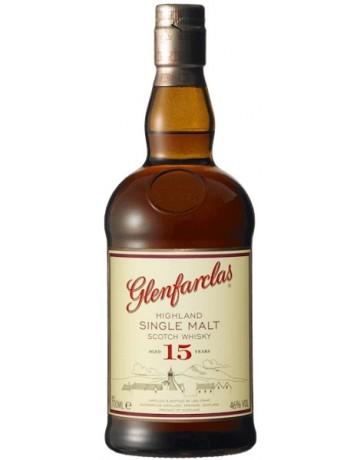 Glenfarclas 15 YO 700 ml