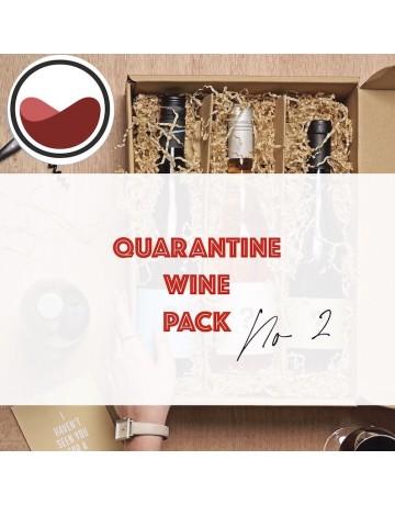 Quarantine wine pack No 2 (Μαλαγουζιά Ζαφειράκη+ Τρείς Μάγισσες)