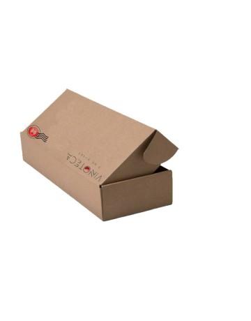 Χάρτινη κασετίνα δώρου 2 φιαλών
