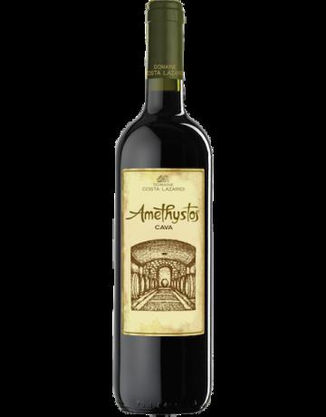 Αμέθυστος Cava 2014, Κτήμα Κώστα Λαζαρίδη (Cellar Aged Wine)