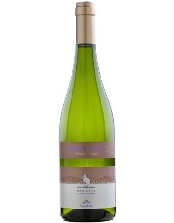 Άσπρος λαγός λευκός 2017, Οινοποιείο Δουλουφάκη (Cellar Aged Wine)