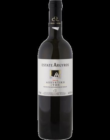 Κτήμα Αργυρού Ασύρτικο Σαντορίνη 2014 Special Selection, Κτήμα Αργυρού (Cellar wine)
