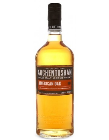 Auchentoshan Single Malt Scotch Whisky American Oak 700 ml