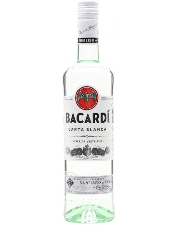 Bacardi Superior White Rum 700 ml