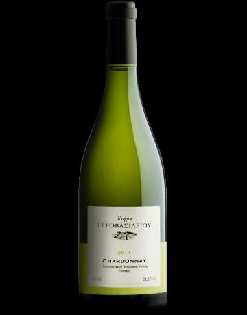Chardonnay magnum 1,5 l, Κτήμα Γεροβασιλείου