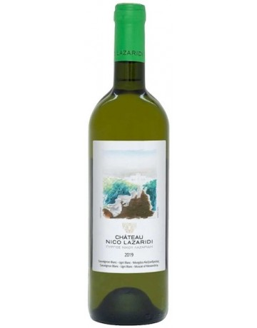 Chateau Nico Lazaridi λευκό, Nico Lazaridi Winery