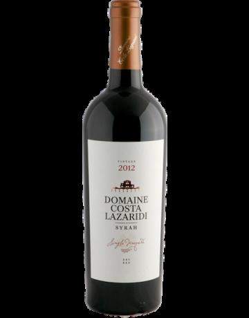 Domaine Costa Lazaridi Syrah Magnum 1,5 L, Κτήμα Κώστα Λαζαρίδη