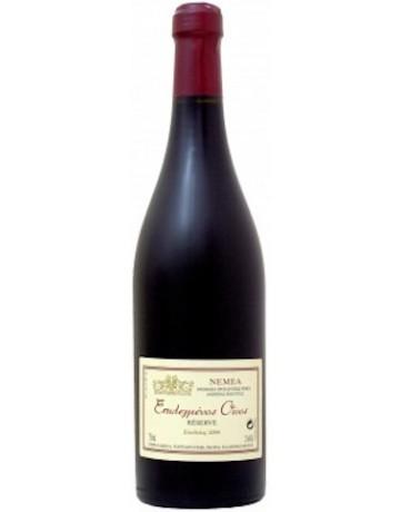 Επιλεγμένος οίνος Νεμέα reserve 2010, Οινοποιία Παρπαρούση (Cellar wine)