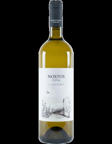 Nostos Vidiano, Οινοποιία Μανουσάκη