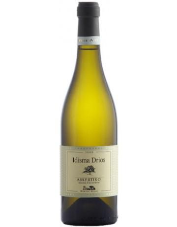 Ήδυσμα δρυός Ασύρτικο 2015 (Cellar Wine), Κτήμα Τέχνη Οίνου