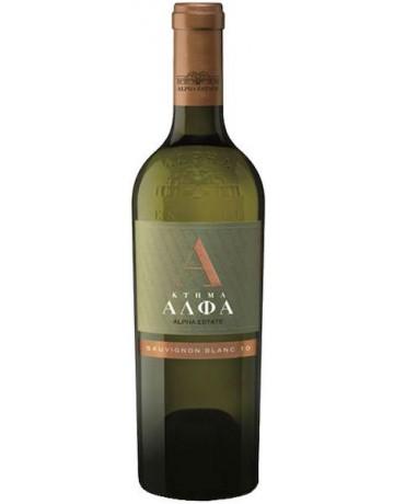 Κτήμα Αλφα Sauvignon Blanc Double Magnum 3 L, Κτήμα Άλφα