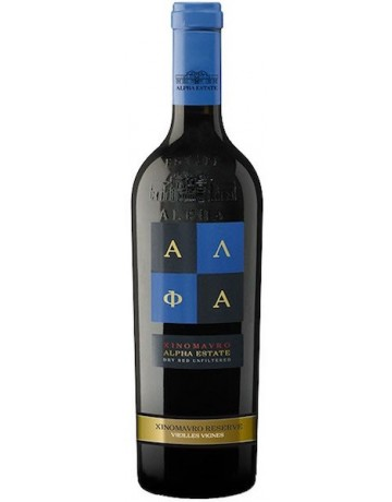 Ξινόμαυρο Reserve 2013, Κτήμα Αλφα (Cellar Wine)