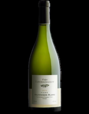 Sauvignon Blanc Fumé magnum 1,5 l, Κτήμα Γεροβασιλείου