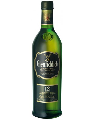 Glenfiddich 12 Years Old 700 ml