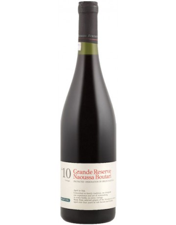 Grande reserve Νάουσα 2010, Μπουτάρης οινοποιητική (Cellar Aged Wine)