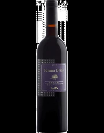 Ήδυσμα δρυός Syrah 2011, Κτήμα Τέχνη οίνου (Cellar Aged Wine)