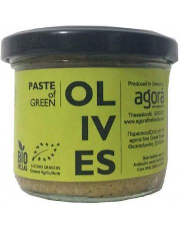 Πατέ πράσινης ελιάς bio, Agora