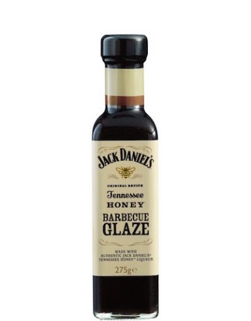 Jack Daniel's tennessee honey BBQ glaze 275 g