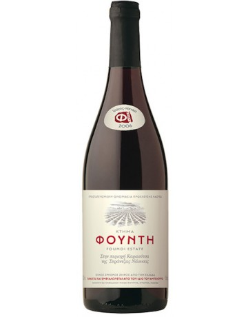 Κτήμα Φουντή 2007, Κτήμα Φουντή (Cellar wine)