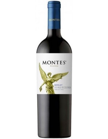 Merlot reserva range, Montes