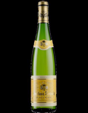 Pinot Gris Reserve, Gustave Lorentz