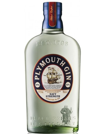 Plymouth Navy Strenght Gin 700 ml